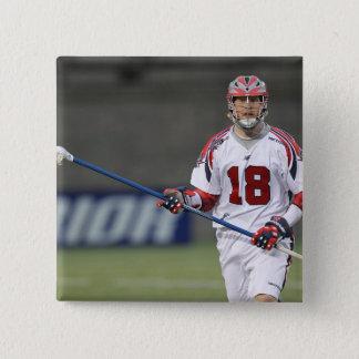 BOSTON, MA - JUNE 11:  Jack Reid #18 Boston 2 15 Cm Square Badge