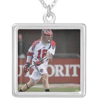 BOSTON, MA - JUNE 11:  Jack Reid #18 Boston Silver Plated Necklace