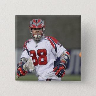 BOSTON, MA - JUNE 11:  Mark Quinzani #88 15 Cm Square Badge
