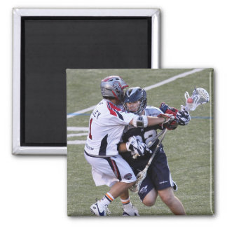 BOSTON, MA - JUNE 4:  Dan Hardy #22 Square Magnet