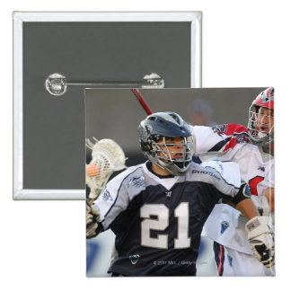 BOSTON, MA - JUNE 4:  Jeff Reynolds #21 15 Cm Square Badge