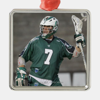 BOSTON, MA - MAY 14:  Keith Cromwell #7 2 Silver-Colored Square Decoration