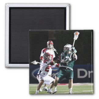 BOSTON, MA - MAY 14:  Keith Cromwell #7 Square Magnet