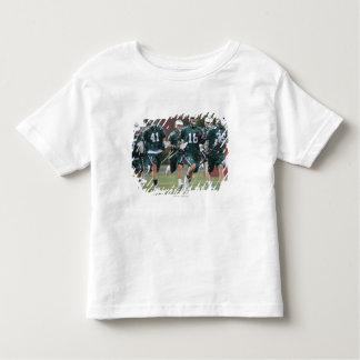 BOSTON, MA - MAY 14:  Members  Long Island 2 T-shirts