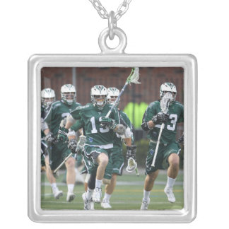 BOSTON, MA - MAY 14:  Members  Long Island Silver Plated Necklace