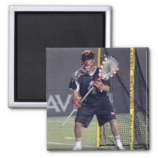 BOSTON, MA - MAY 21: Adam Fullerton #4 2 Square Magnet