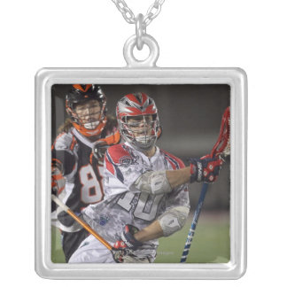 BOSTON, MA - MAY 21:  Connor Martin #88 3 Silver Plated Necklace