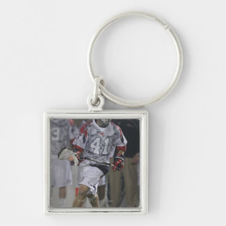 BOSTON, MA - MAY 21: Michael Stone #41 Silver-Colored Square Key Ring