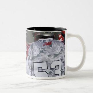 BOSTON, MA - MAY 21:  P.T. Ricci #1 2 Coffee Mug