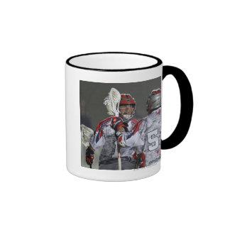 BOSTON, MA - MAY 21:  P.T. Ricci #1 2 Ringer Mug