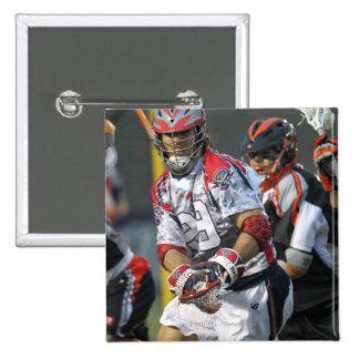 BOSTON, MA - MAY 21: Paul Rabil #99 5 15 Cm Square Badge