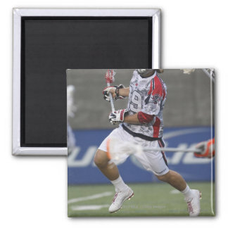 BOSTON, MA - MAY 21: Paul Rabil #99 Fridge Magnet