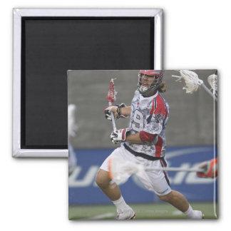 BOSTON, MA - MAY 21: Paul Rabil #99 Square Magnet