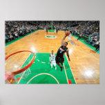 BOSTON, MA - MAY 9: LeBron James #6 of the Miami