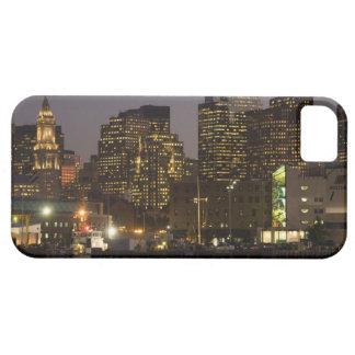 Boston, Masachusetts Skyline iPhone 5 Case