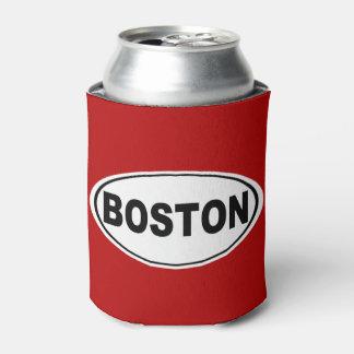 Boston Massachusetts Can Cooler