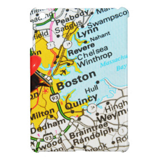 Boston, Massachusetts Cover For The iPad Mini