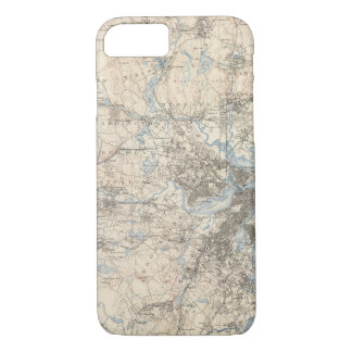 Boston, Massachusetts iPhone 8/7 Case