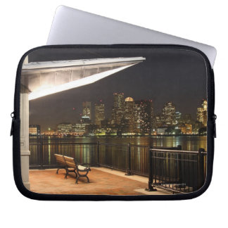 Boston, Massachusetts Laptop Sleeve
