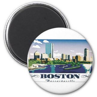 Boston, Massachusetts Magnet