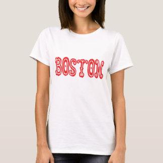 Boston Massachusetts - New England, United States T-Shirt