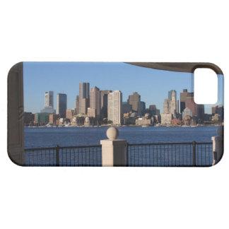 Boston, Massachusetts skyline 2 Case For The iPhone 5