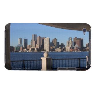 Boston, Massachusetts skyline 2 iPod Case-Mate Cases