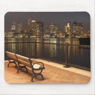 Boston, Massachusetts skyline 3 Mouse Mat