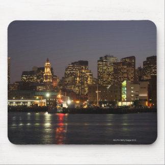 Boston, Massachusetts skyline 4 Mouse Mat
