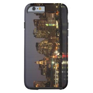 Boston, Massachusetts skyline 4 Tough iPhone 6 Case