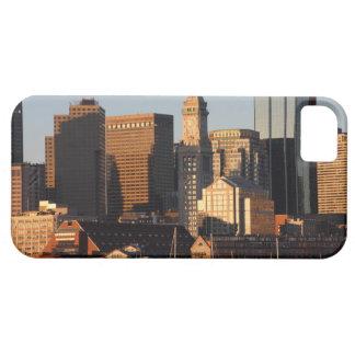 Boston, Massachusetts skyline 5 Case For The iPhone 5