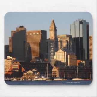 Boston, Massachusetts skyline 5 Mouse Mat