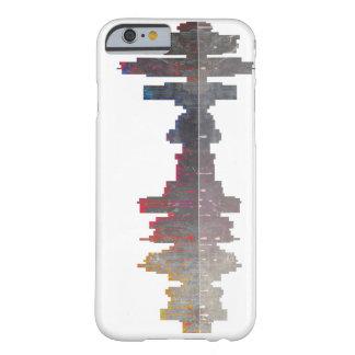 Boston Massachusetts Skyline Barely There iPhone 6 Case