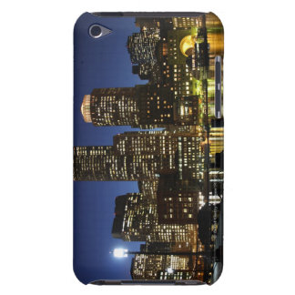Boston, Massachusetts skyline Barely There iPod Covers