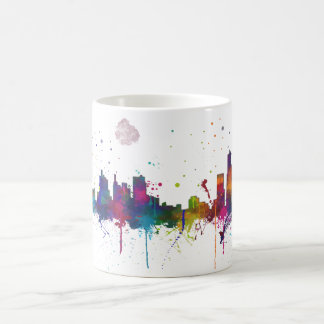 BOSTON MASSACHUSETTS SKYLINE - Drinking Mug