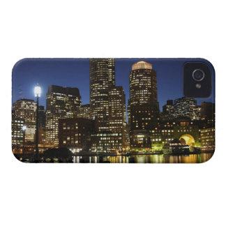 Boston, Massachusetts skyline iPhone 4 Cover