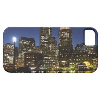 Boston, Massachusetts skyline iPhone 5 Cases