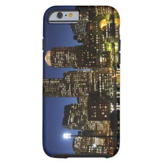 Boston, Massachusetts skyline Tough iPhone 6 Case