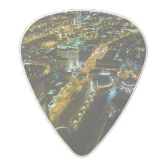 Boston, Massachusetts, USA Acetal Guitar Pick