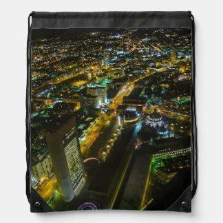 Boston, Massachusetts, USA Drawstring Bag