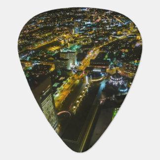 Boston, Massachusetts, USA Guitar Pick