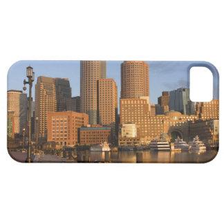 Boston, Massachusetts Waterfront iPhone 5 Covers