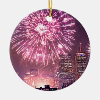Boston Pops Fireworks Spectacular! Christmas Ornament