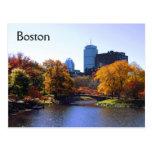 Boston Post Card