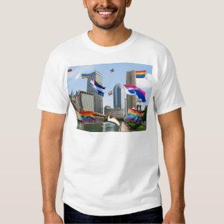 Boston Pride Tee Shirts