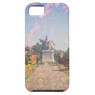 Boston Public Garden iPhone 5 Cover