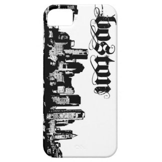 Boston Put on for your city Case For The iPhone 5