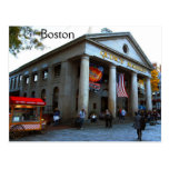 Boston Quincy Market Post Cards
