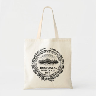 Boston Seal Budget Tote Bag