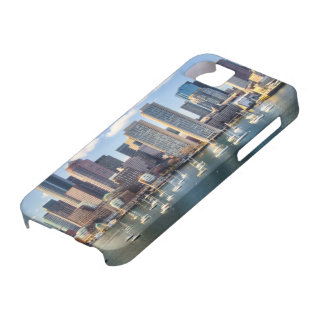 Boston skyline from waterfront barely there iPhone 5 case